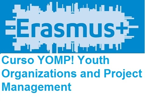 curso youth organizations and project management