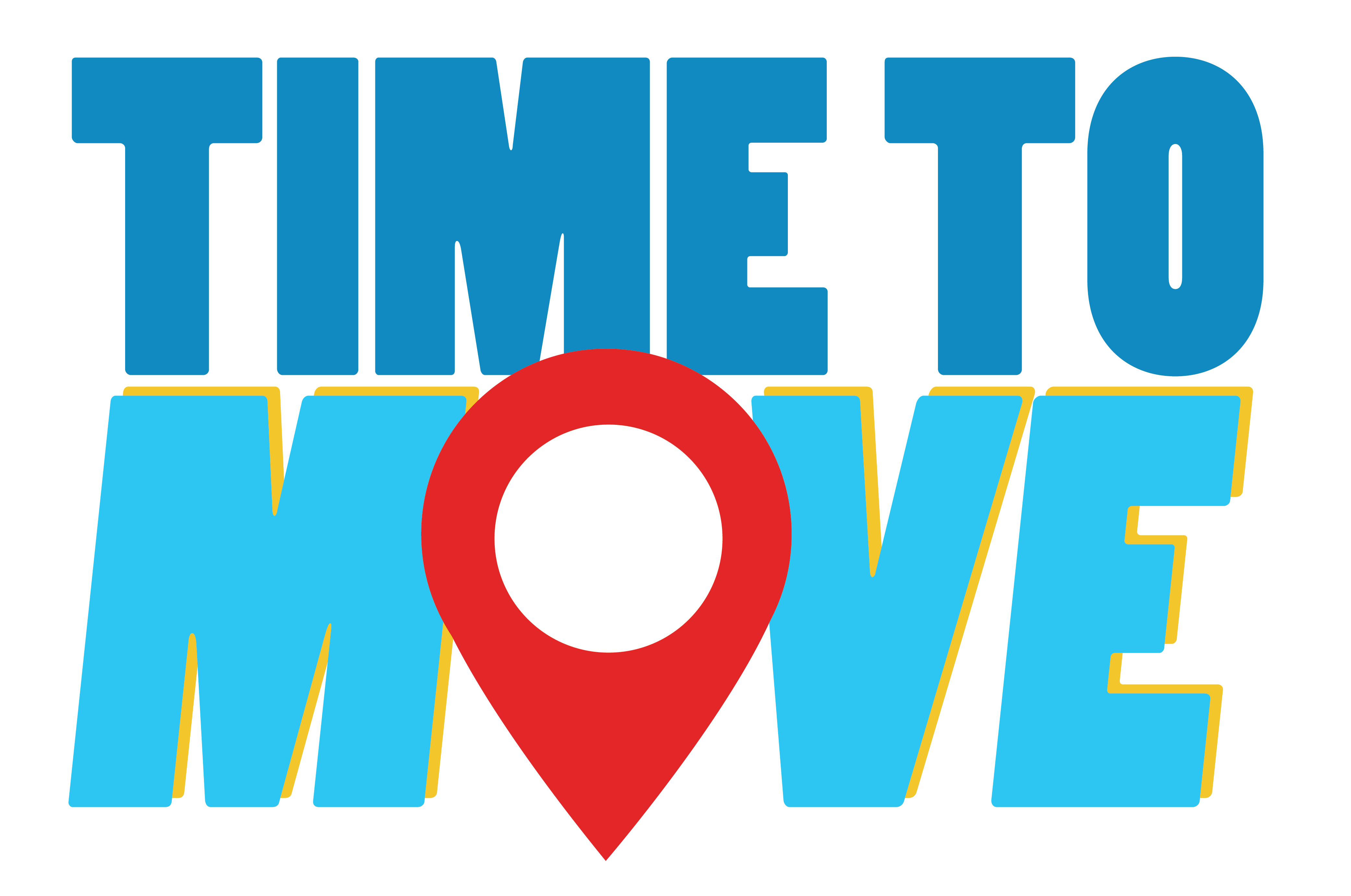 Logo Time to Move